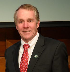 David McLean, Dean of the Walter Scott, Jr. College of Engineering