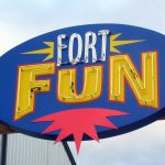 Fort Fun in Old Town, Fort Collins