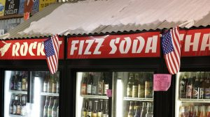 FIzzy soda coolers