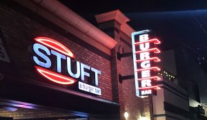 Stuft Burger in Old Towns, Fort Collins
