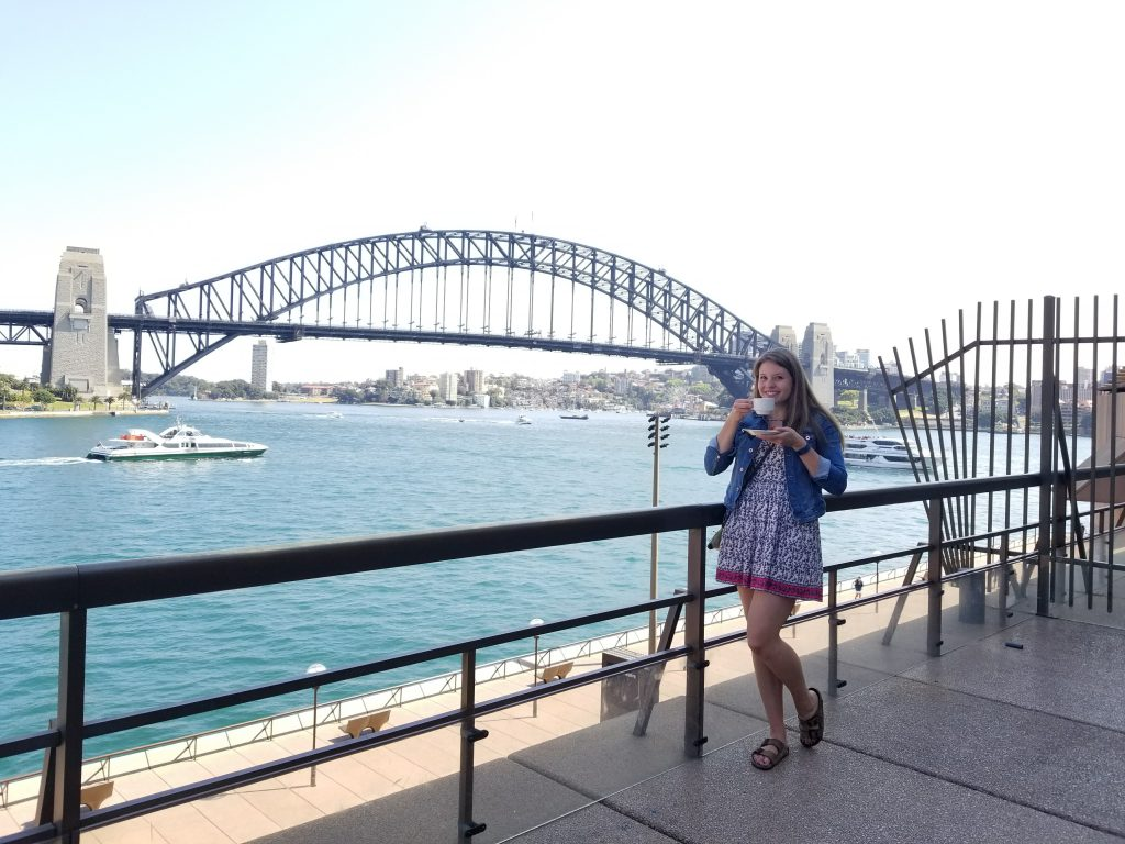 Mauri Richards in Australia