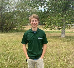 Connor Witt, Engineering Student Ambassador