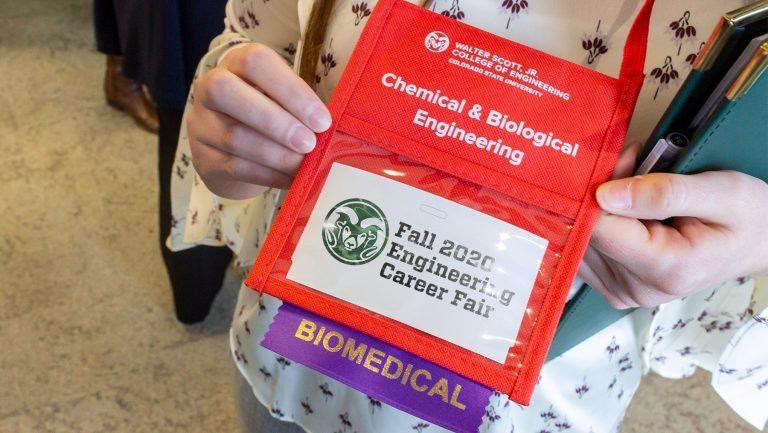 Engineering Career Fair, Spring 2020