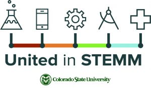 United in STEMM Graphic