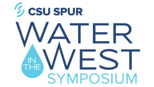 CSU Spur Water in the West Symposium graphic
