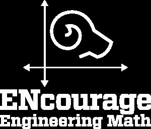 Encourage math program graphic
