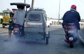 Manila Emissions